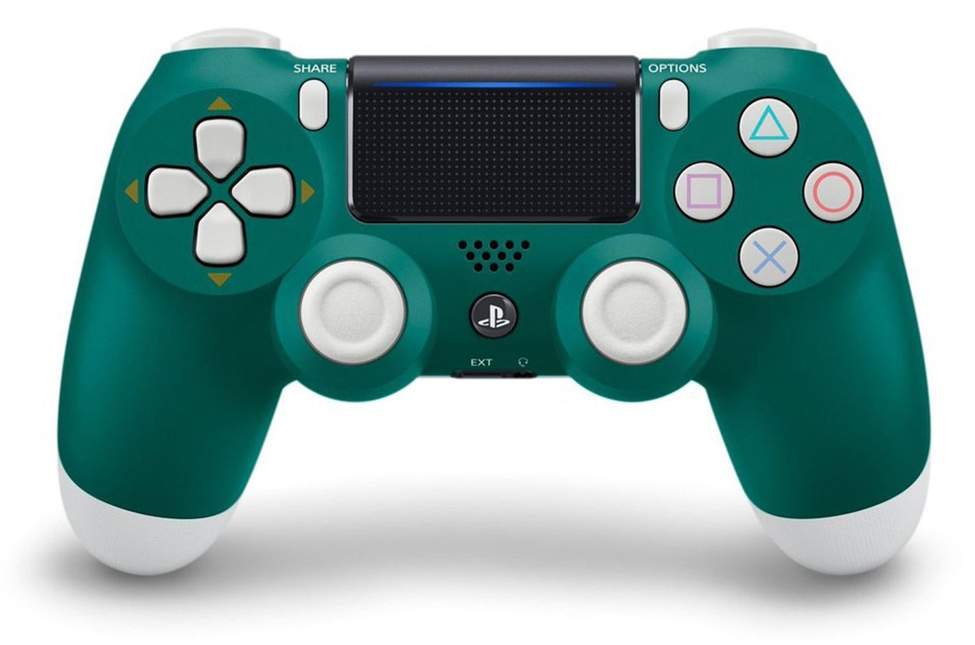 Sony Dualshock 4 (V.2) Alpine Green (Официальный)