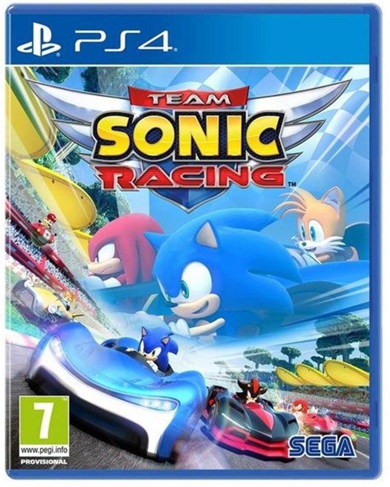 Team Sonic Racing (Русские субтитры)