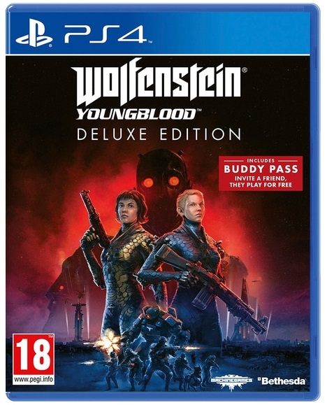 Wolfenstein: Youngblood. Deluxe Edition (Русская версия)