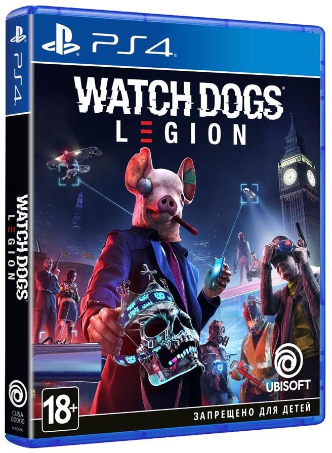 Watch Dogs Legion (Русская версия)