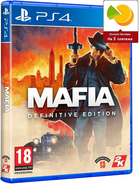 Mafia Definitive Edition (Русская версия)