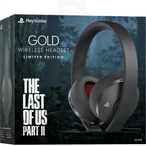 Gold Wireless Stereo Headset Limited Edition (The Last of Us Part II)