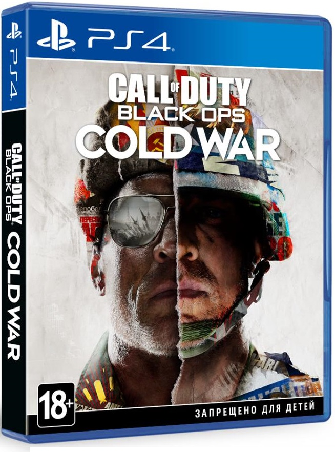Call of Duty: Black Ops Cold War (Русская версия)