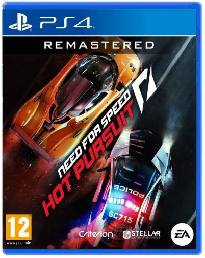 Need For Speed Hot Pursuit Remastered (Русские субтитры)