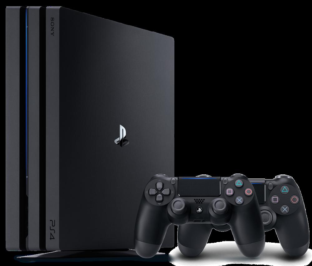 Sony Playstation 4 PRO 1TB (CUH-7208B) Доп. Джойстик v.2