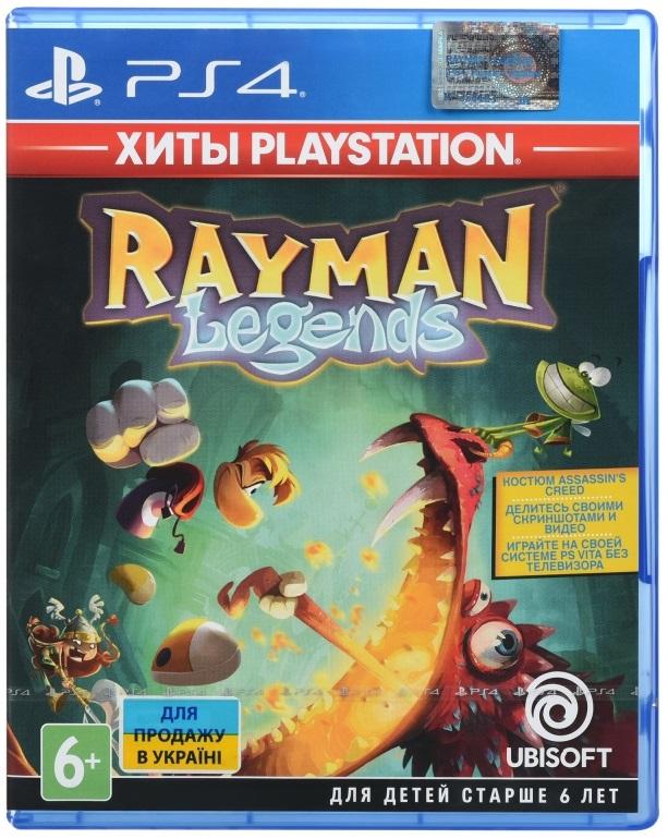 Rayman Legends (Русская версия)