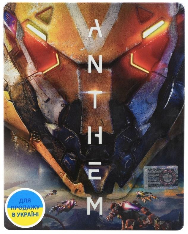 Anthem Limited Steelbook Edition (Русская версия)