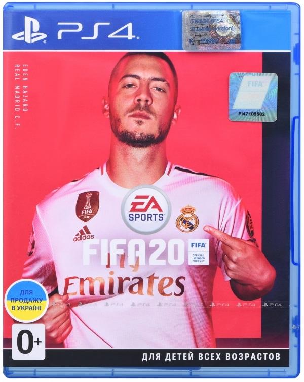 FIFA 20 (Фифа 20) (Русская версия)