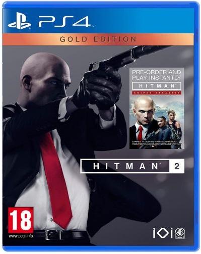 Hitman 2 Gold Edition (Русские субтитры)