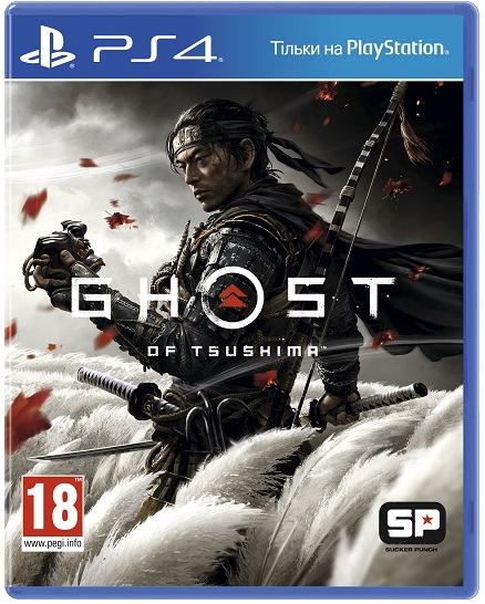 Ghost of Tsushima (Призрак Цусимы) Русская версия