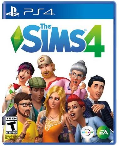 The Sims 4 (Русская версия)