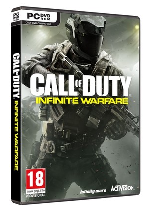 Call of Duty: Infinite Warfare (Полностью на русском языке)