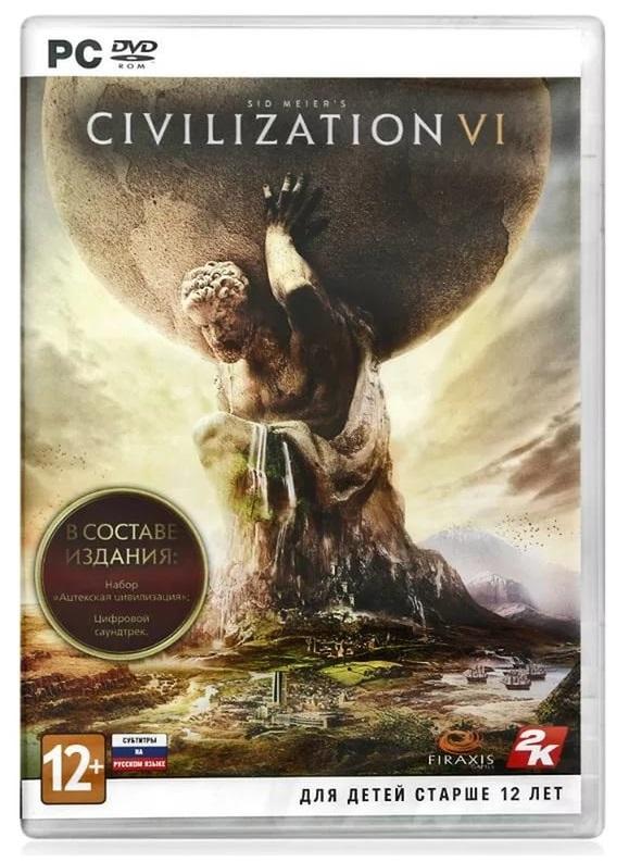 Sid Meiers Civilization VI (PC, русские субтитры)