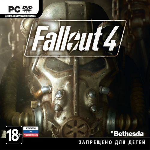 Fallout 4 (PC, JEWEL, РУССКИЕ СУБТИТРЫ)