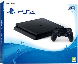 Sony Playstation 4 Slim 500 Gb (CUH-2108A)