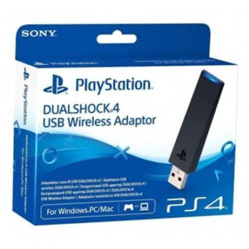Беспроводной USB-адаптер DualShock 4 / USB Wireless Adapter (Офиц.)