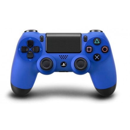 Джойстик беспроводной Sony DUALSHOCK 4 (Синий)