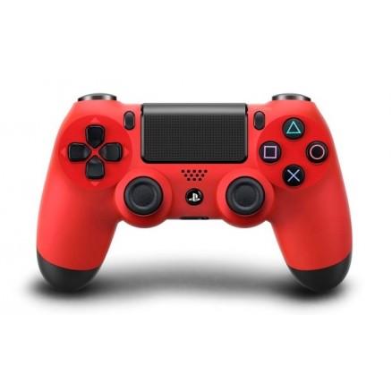 Джойстик беспроводной Sony DUALSHOCK 4 (Красный)