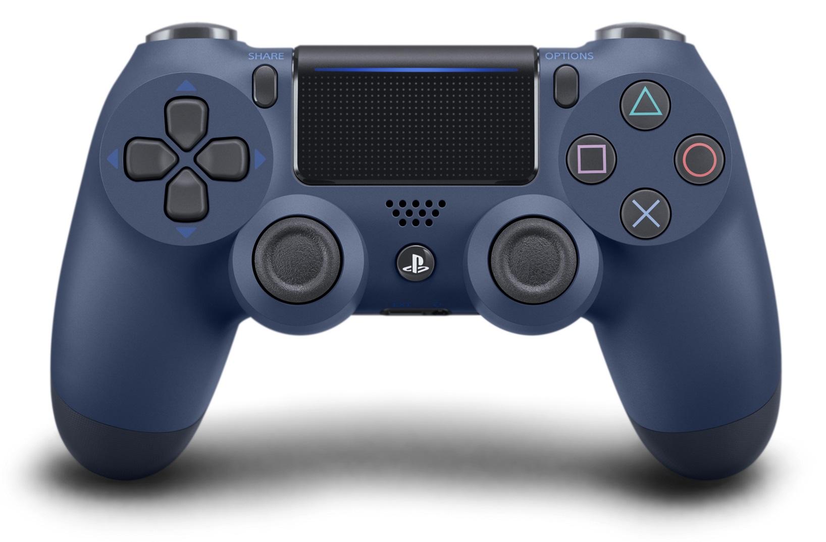 Sony DUALSHOCK 4 (v.2) Midnight Blue