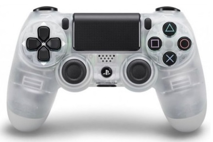 Sony DualShock 4 (PS4) Crystal