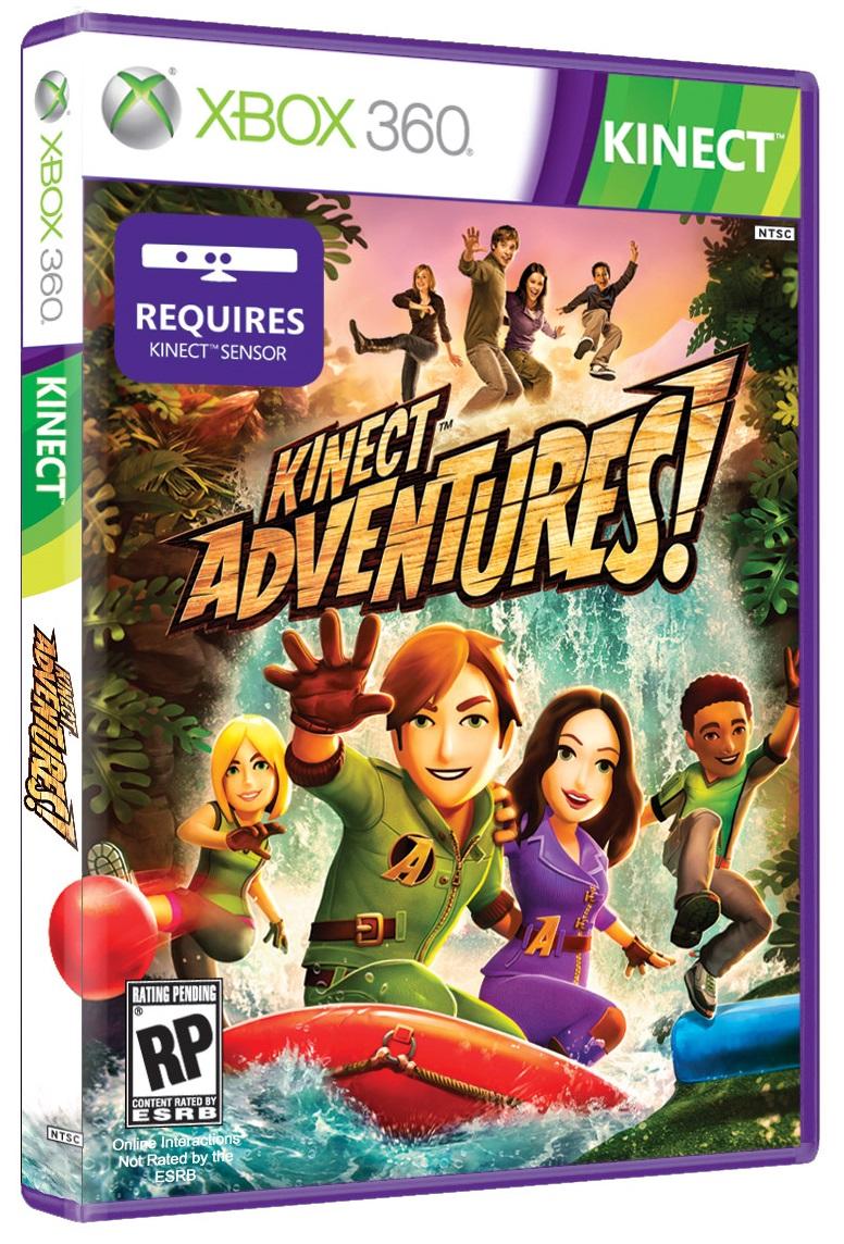 Kinect Adventures (Русская версия)