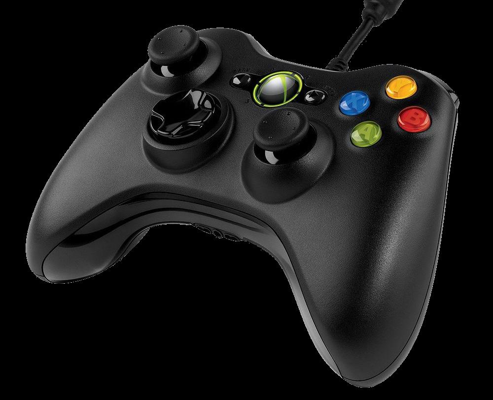 Проводной джойстик Microsoft Xbox 360 + PC