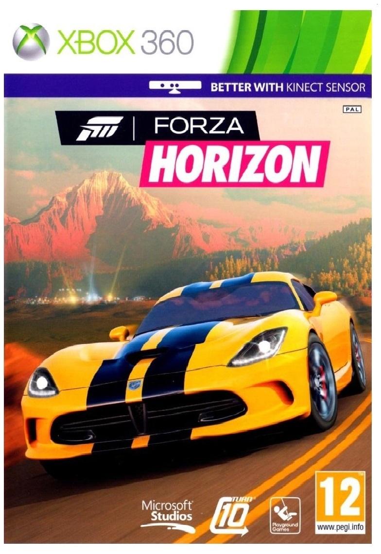 Forza Horizon (Русская версия) (Код)