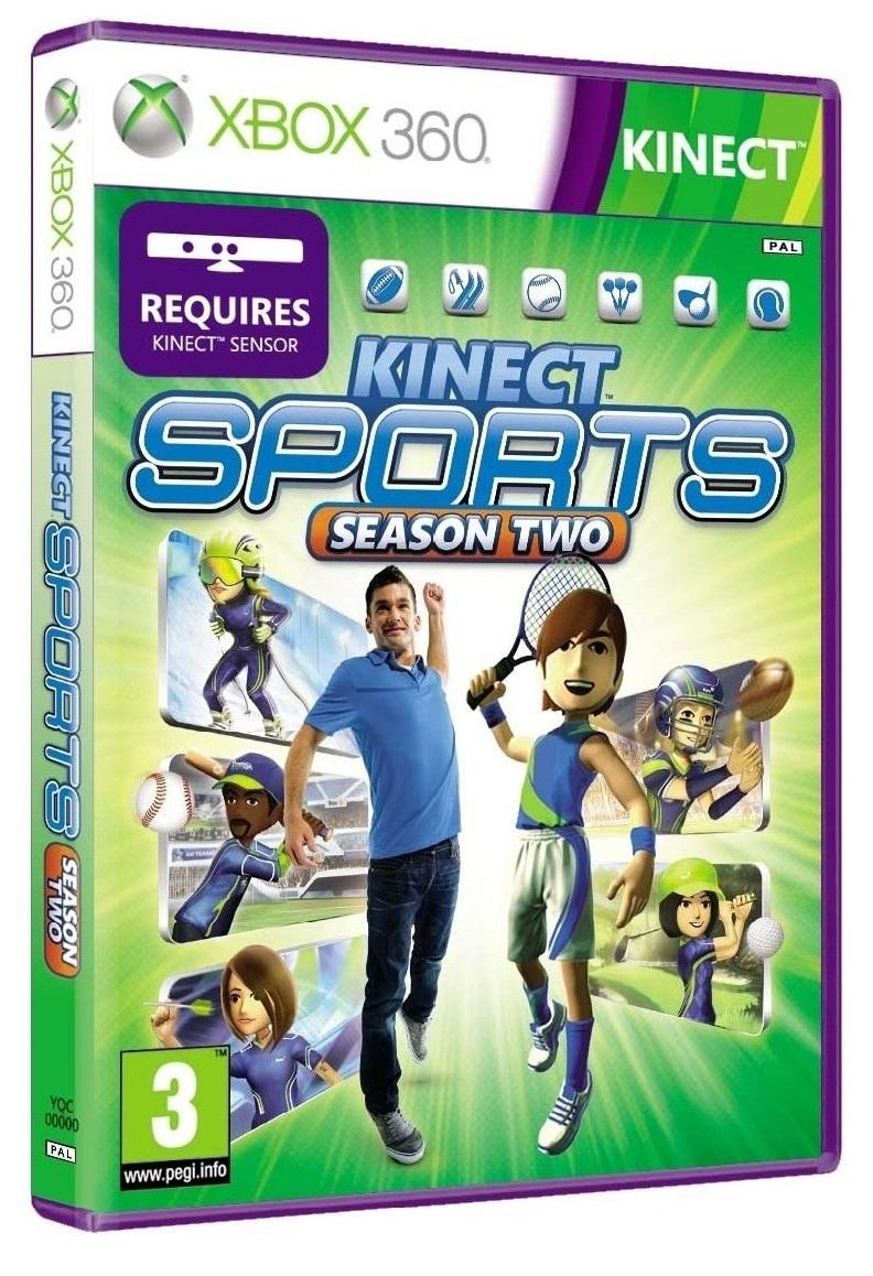 Kinect Sports : Season 2 (Русская версия)