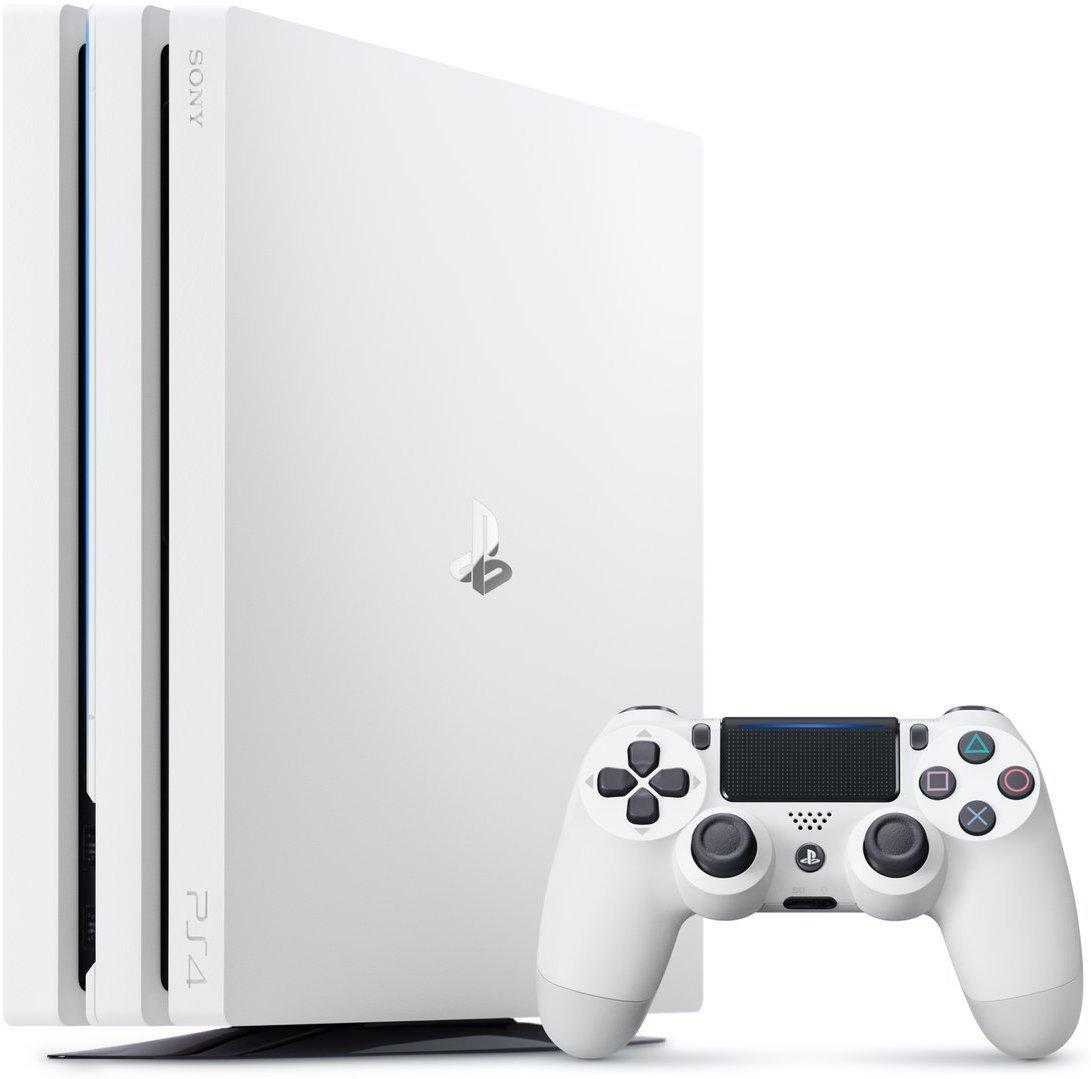 Sony Playstation 4 PRO 1TB White (CUH-7108B) Официальная