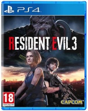 Resident Evil 3 (Русские субтитры)
