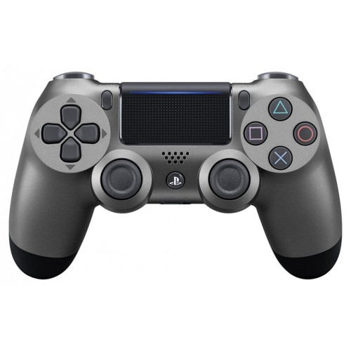 Sony DUALSHOCK 4 (V.2) Steel Black (Официальный)