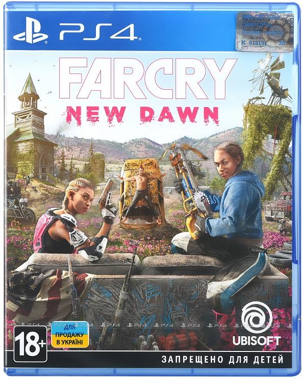 Far Cry New Dawn (Русская версия)