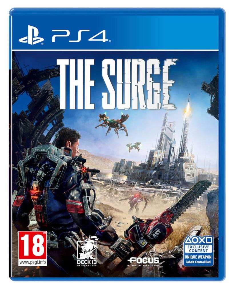 The Surge (Русская версия)