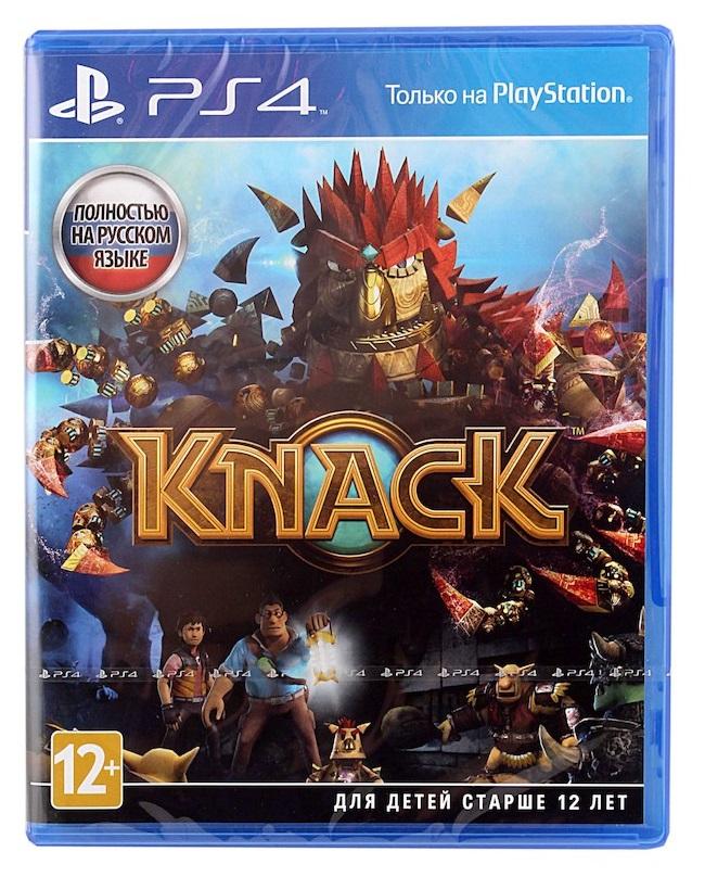 Knack (Русская версия)