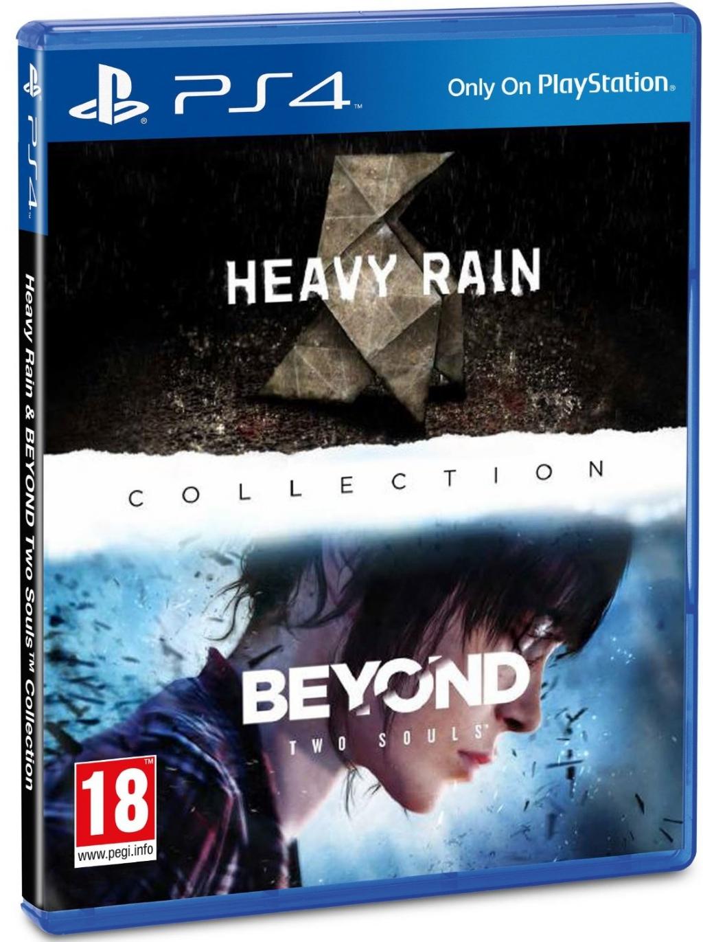 Heavy Rain и За гранью: Две души. Коллекция (Рус.версия)