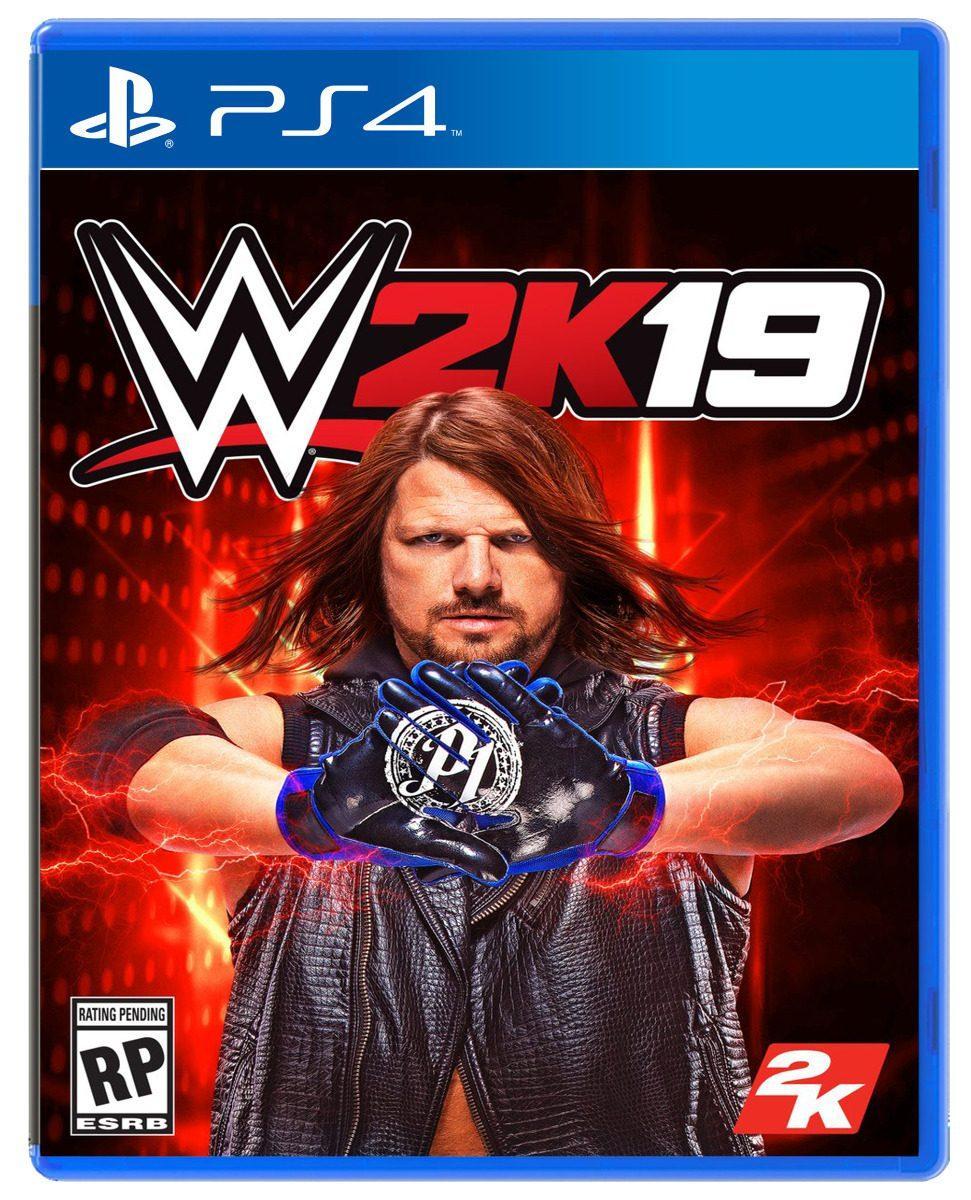 WWE 2K19 (Английская версия)