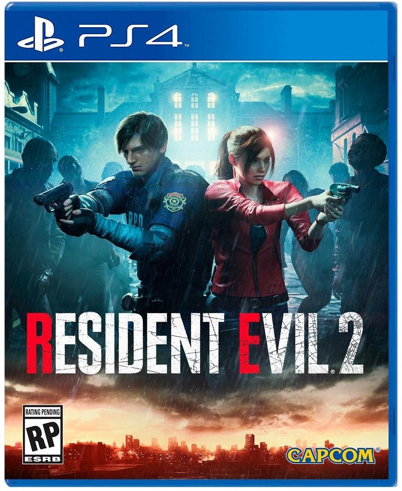 Resident Evil 2 (Русские субтитры)