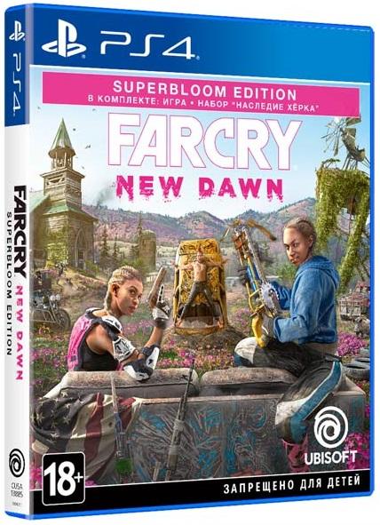 Far Cry New Dawn Superbloom Edition (Русская версия)