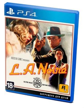 L.A. Noire (Русская версия)