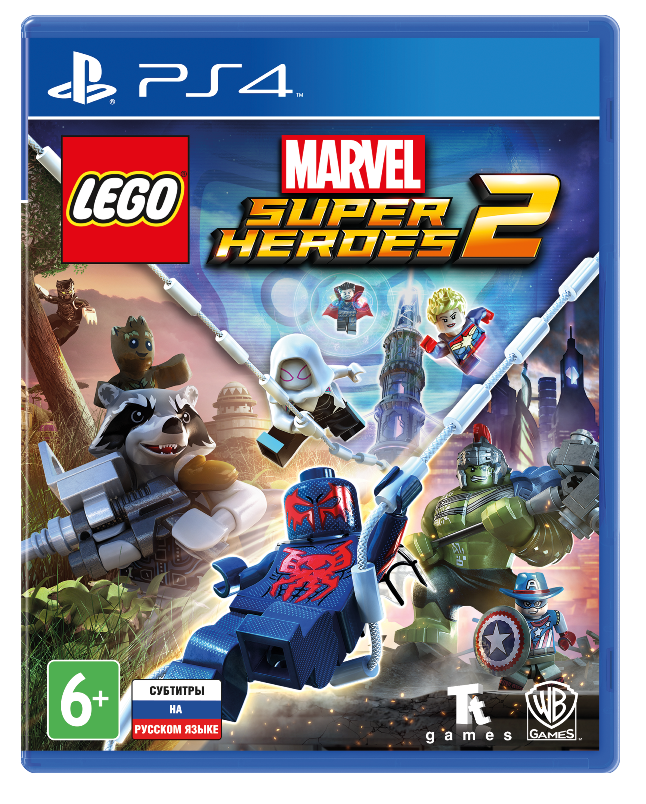 LEGO: Marvel Super Heroes 2 (Русская версия)