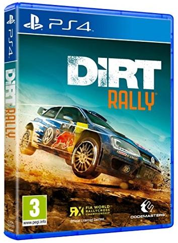 DiRT Rally (Русская версия)