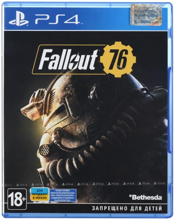 Fallout 76 (Русские субтитры)