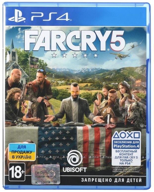 Far Cry 5 (Русская версия)