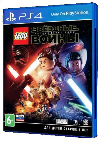 LEGO Звездные войны: Пробуждение силы (Русская версия)