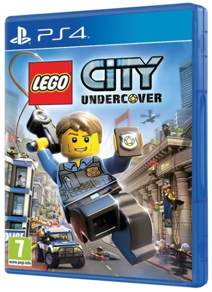 LEGO City: Undercover (Русская версия)