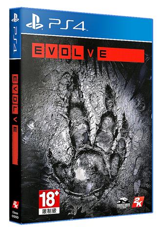 Evolve (Русская версия)