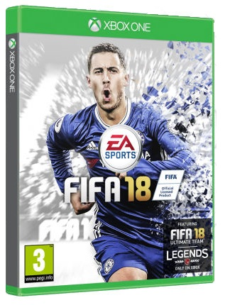 FIFA 18 (Диск) Русская версия
