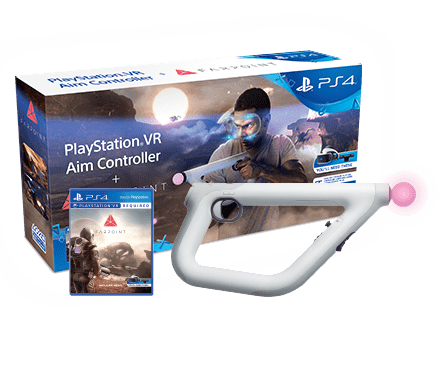 Контроллер Aim Controller + Farpoint (PS VR)