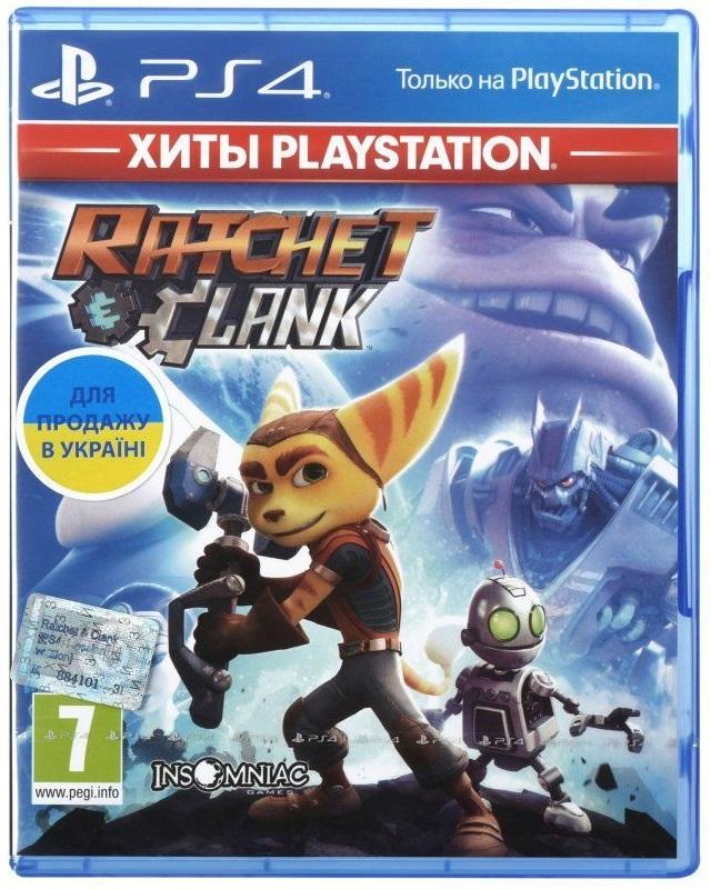 Ratchet & Clank (Русская версия)