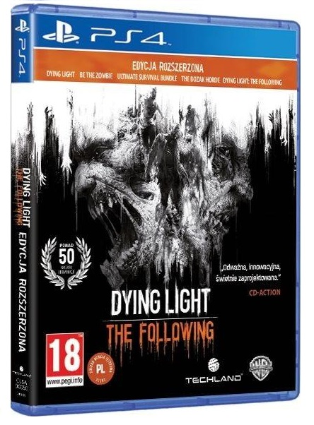 Dying Light: The Following (Русская версия)